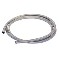 VW BUG AIR COOLED, 5' Length BRAIDED STAINLESS STEEL INTAKE/FUEL LINE 1/4 I.D