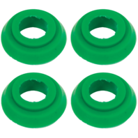 VW Bug Bus Ghia Sand Rail Dune Buggy Early Oil Cooler Seals 8/10mm, 4 Pack 9255