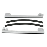 Vw Bug Air Cooled,  ONE PIECE WINDOW SASHES KIT ,PAIR 9759