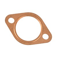 """EMPI VW Air Cooled Bug, Copper 12-1600 Exhaust Port Gasket 1-1/2"""" ID 4PC 17-2820"""