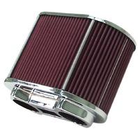 "EMPI VW ""KING KONG"" AIR CLEANER 48 IDA WEBER EPC 48 &51  9 X 5-1/2 X 6  43-6012"