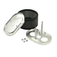 EMPI VW BUG BILLET AIR CLEANER 40-48  WEBER IDF HPMX DRLA 7X3-1/2X4-1/2  43-6015