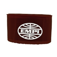 EMPI 43-6143 PRE-FILTER FOR 40MM SOLEX/BROSOL ROUND, BLACK dune buggy vw baja bug