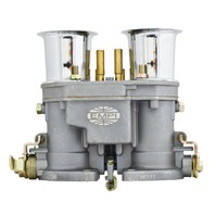 EMPI 44-1036-0 EMPI D 36mm Carburetor with Stacks- Dual, For Air Cooled Engines