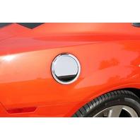 Pirate Mfg CA0000SC 2010-13 Camaro Smooth Chrome Billet Fuel Door Ea.