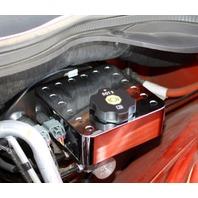 CA0022-1SC  2010-2014 Camaro Rivet Chrome Billet Master Cylinder Cover