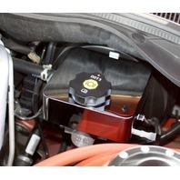 CA0022SC  2010-2014 Camaro Smooth Chrome Billet Master Cylinder Cover