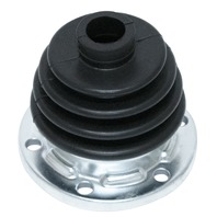 C.V. Boot w/ Flange, Compatible with VW I.R.S. Thing, 68-79 Bus, 80-91 Vanagon