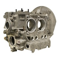 VW AIR COOLED BUG BUGGY NEW UNIVERSAL ENGINE CASE MAGNESIUM ALLOY  043 101 O25