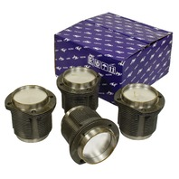EMPI A&A VW Air Cooled Cast Piston & Cylinder Set, 92mm x 82mm 2180cc Thick-Wall