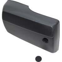 Bumper End Cap, Left Front / Right Rear, Compatible with VW Vanagon