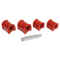 "Replacement Bushing Kit, Front 3/4"" Bar Link Pin / Ball Joint, Red, 6500-011"
