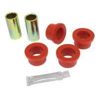 Rear IRS A-Arm Bushings w/ Sleeves, Red, Compatible with VW Dune Buggy, Baja Bug