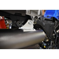 DIRECT BOLT-ON POLISHED STAINLESS STEEL PERFORMANCE EXHAUST FOR THE CSC TT250 ENDURO/DUAL SPORT BIKE