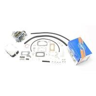 EMPI 38E Perf Carb Kit Electric Choke Fits Mitsubishi Chrysler Dodge 2.0/2.6L