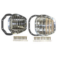 Ford Super Duty F-250 F-350 Excursion 4x4 Polish Aluminum Differential Cover Kit