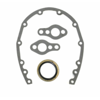 Small Block Chevy Timing Cover Gaskets and Seal SBC 283 327 350 383 Hot Rat Rod
