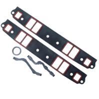 Intake Manifold Gaskets, Race Port, 1955-91 Chevy Small Block 283-305-327-350