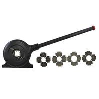 Crimper, Manual Hose End Tool (Black Steel)
