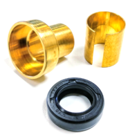 Nose Cone Bushing Kit T-1 49-77 Brass Bushing & Seal 001 301 200