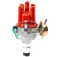 034 Vacuum Advance Distributor By Kuhltek  For Volkswagen Bug Bus Ghia - 1200 - 2332cc Engines