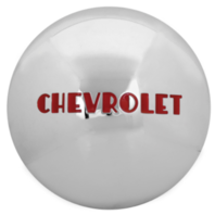 Stainless Steel Hub Cap For 1947-53 Chevrolet Truck 1/2 Ton