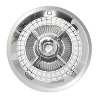 """14"""" Lancer Hubcap With Small Bullet Center Cap, Set Of 4"""