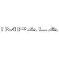 Letter Set Script Emblem Badge, Compatible with Chevy 1964 Impala