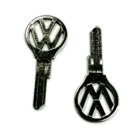 "(2) Key Blanks, Profile ""SE"", Classic Air-Cooled VW Bug 1960"