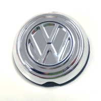 Hood Badge Emblem, Base Plate & Seal Complete Kit For VW Karmann Ghia 1963-1974