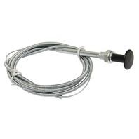 """Genuine EMPI 62"""" Manual Choke Cable - EPC 32/36M, EPC 38, 32/36 DGV - Weber"""