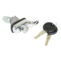 Deck Lid Lock with Keys, Compatible with Volkswagen Type 1 65-66, Type 2 1966
