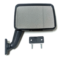 Side View Mirror, Left/Driver, Made In Germany by Hagus, For Volkswagen Vanagon 1980-1991