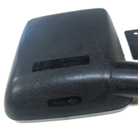 Side View Mirror, Right/Passenger, Made In Germany by Hagus, For Volkswagen Vanagon 1980-1991