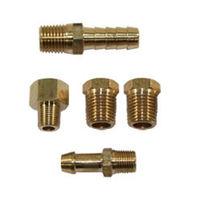 """Universal Fuel Pump Fitting Kit 3/8"""" & 1/4"""" NPT"""