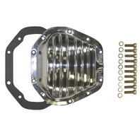 Polished Aluminum Dana 60 10-Bolt Diff Differential Cover