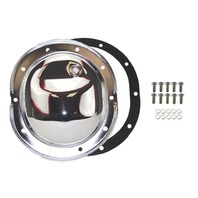 "Chrome Steel Chrysler 10 Bolt  8.25"" RG Diff  Differential Cover"