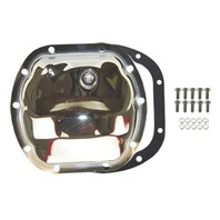 Chrome Steel Dana 30 10-Bolt Diff Differential Cover Bronco CJ MOPAR
