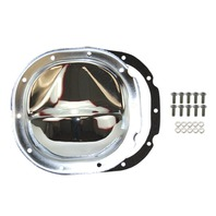 "Chrome Differential Cover, Fits Ford 8.8"" RG F150 Mustang Explorer 302 351W V8 83-03"
