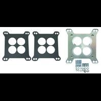 "1/2"" Tapered Port Aluminum Carburetor Spacer Fits Holley AFB 4BBL"