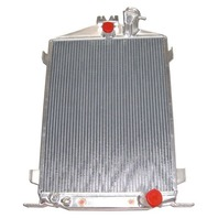 "1932 Ford ""HI-BOY"" Aluminum Radiator"