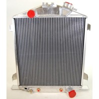 "1932 Ford ""LO-BOY"" Aluminum Radiator"