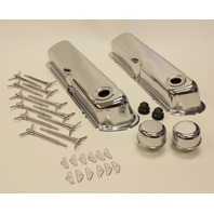 CHROME SBF SMALL BLOCK FORD ENGINE DRESS UP KIT 289-302-351W