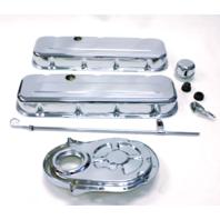 CHEVY BB ENGINE DRESS UP KIT 65-95 396-502 V8 SHORT BBC