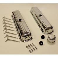 PONTIAC CHROME ENGINE DRESS UP KIT 301-455 SHORT