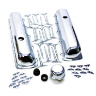 CHROME OLDSMOBILE ENGINE DRESS UP KIT 330-455