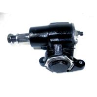 Black GM Universal Saginaw Vega 22 to 1 Manual Power Steering Gearbox Hot Rat Ro