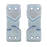 1947-1951 Chevy & GMC Truck / Suburban Door Latch Striker Plates