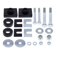 Cab Mount Kit, 22pc, Compatible with Chevy Truck 1955-1959