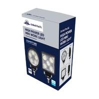 5 Led High Power Mini Round Work Light - Spot Light